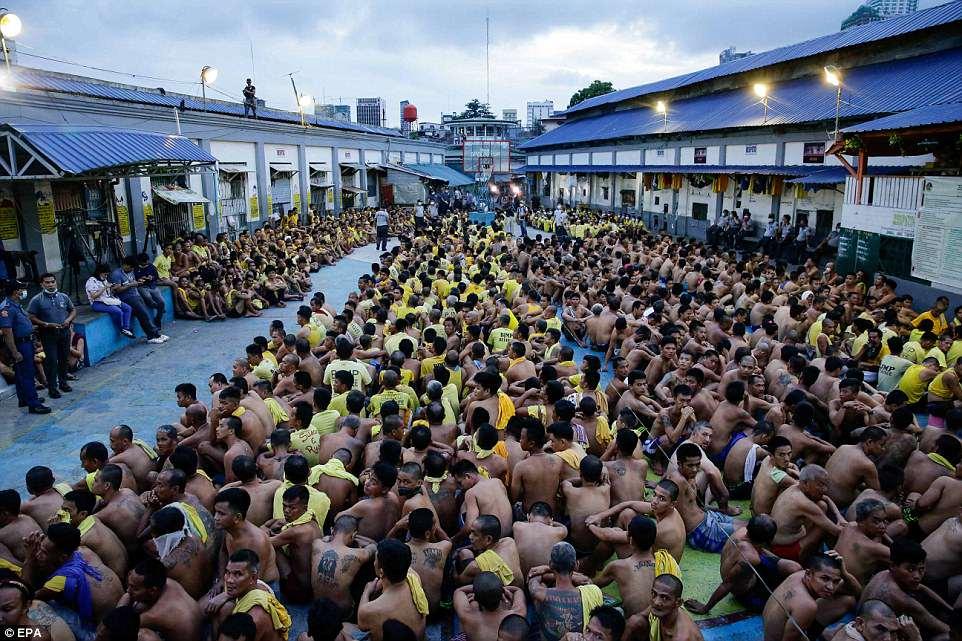 Fakta Mengenai Sistem Penjara Filipina