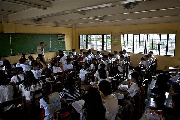 Isu Dan Masalah Utama Pendidikan Filipina I