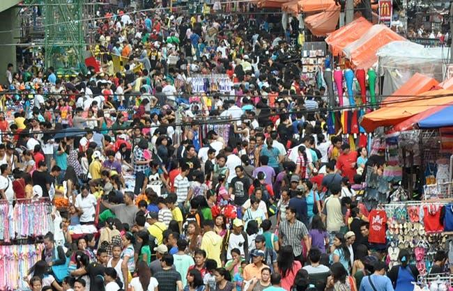 Masalah Lingkungan Tertinggi di Filipina